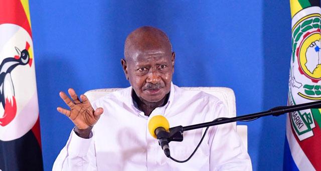 President YK Museveni