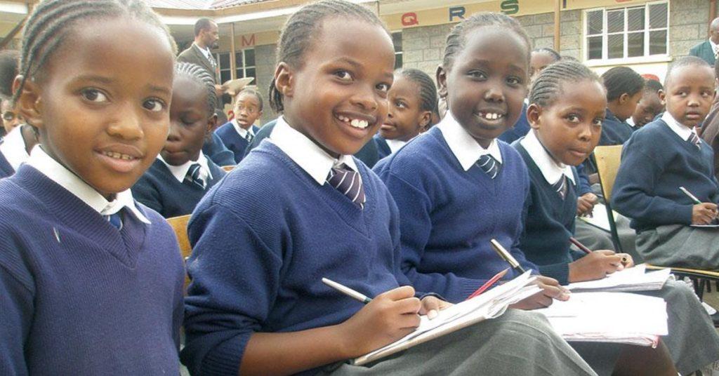 Students In Kenya