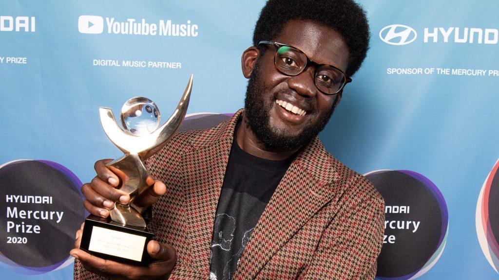 Michael Kiwanuka wins the 2020 UK Mercury Prize
