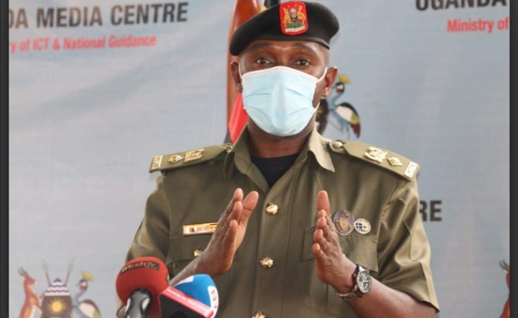 UPDF deputy army spokesperson