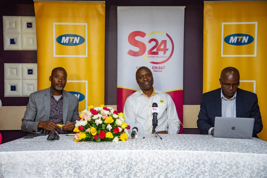 MTN UGAND- SMART 24 TV