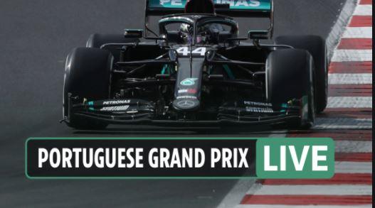 Portuguese Grand Prix Live Stream