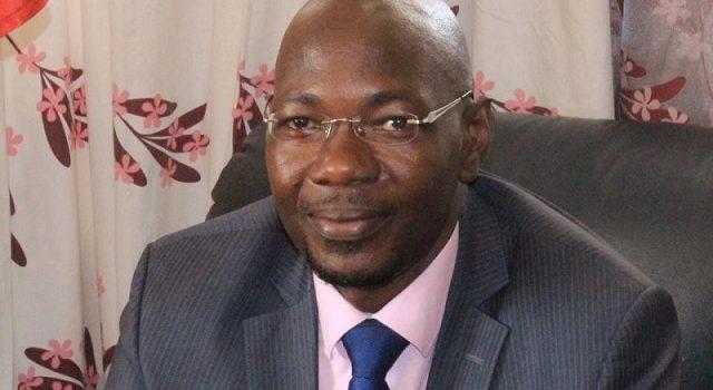 Deputy Attorney General Jackson Kafuuzi