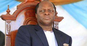 Kabaka of Buganda Ronald Muwenda Mutebi II