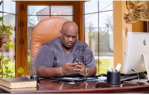 pastor Franklin Mondo Mugisha