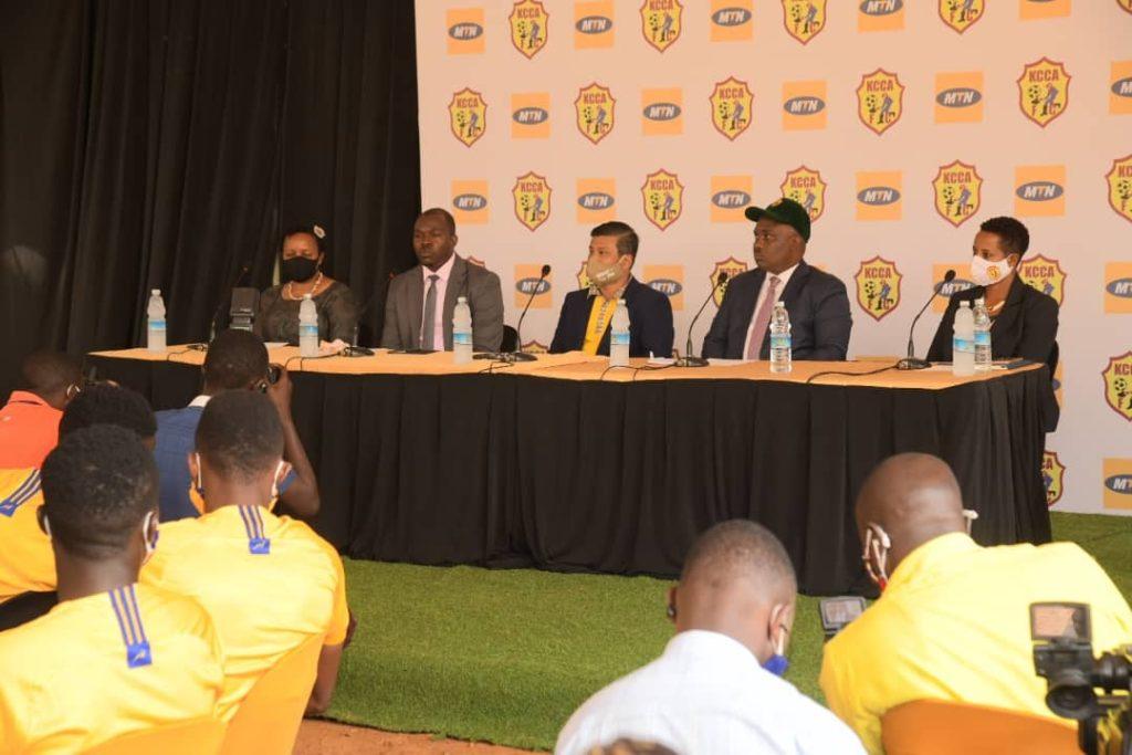 MTN Uganda acquires naming rights to KCCA FC Stadium.