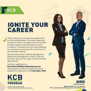 KCB BANK Uganda