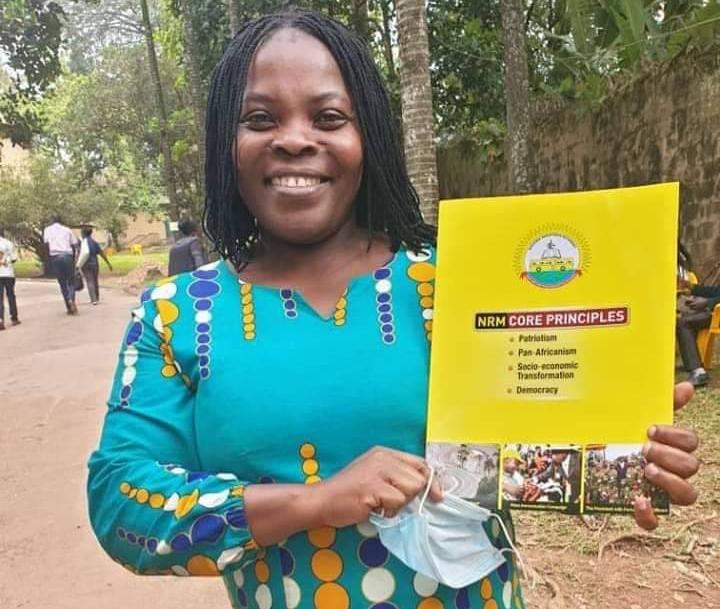 We need to see your husband- Bududa voters ask MP Aspirants.