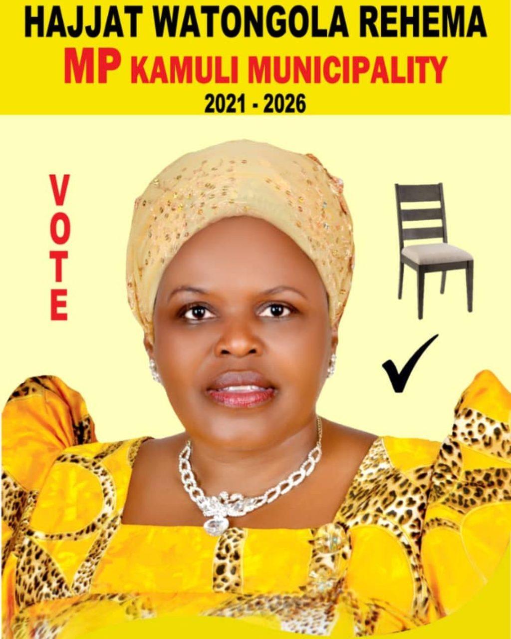 Kamuli Municipality Member of Parliament, Watongola dead