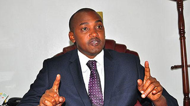 Frank Tumwebaze, minister of gender, labor and social development