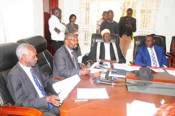 Inter-Religious Council of Uganda (IRCU) demand government to release Bobi Wine.