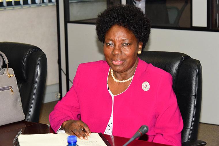 Hon Rebecca Kadaga mourns late Kamuli Municipality Member of Parliament. Mic Media Reporter November 14, 2020 1 min read