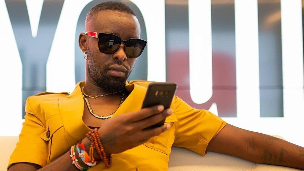 Eddy Kenzo wins Best Male Artist Award at Nigeria Achievers Awards 2020