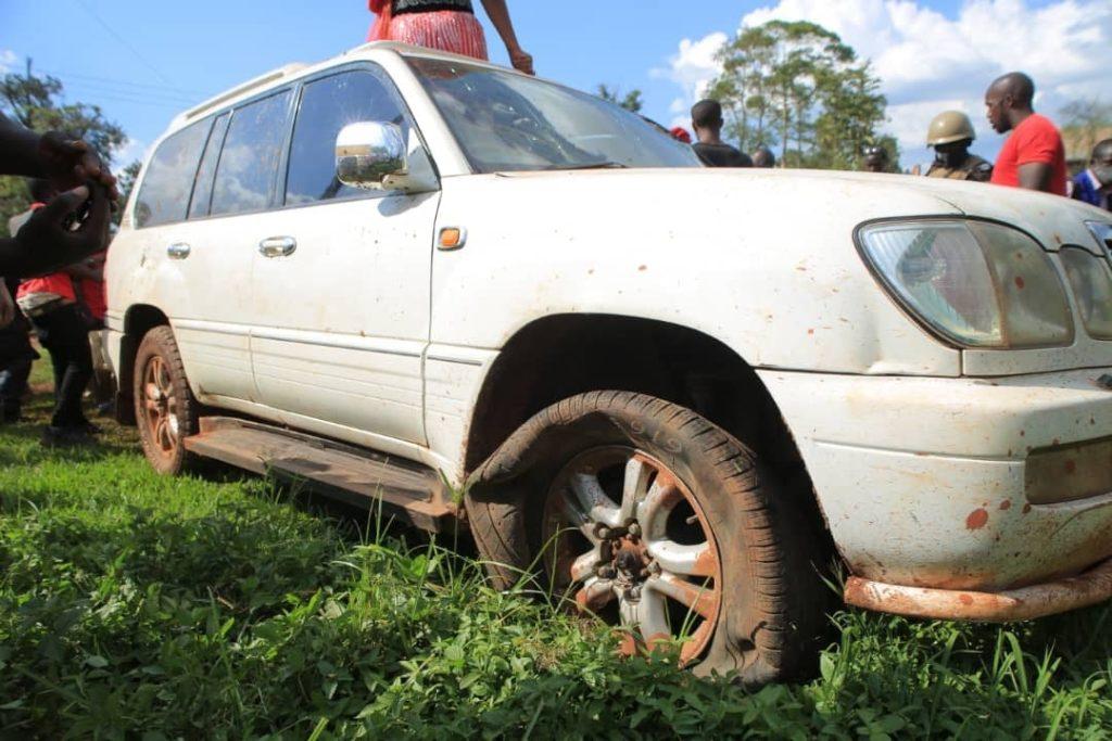 Bobi Wine suspends campaigns rally in Jinja