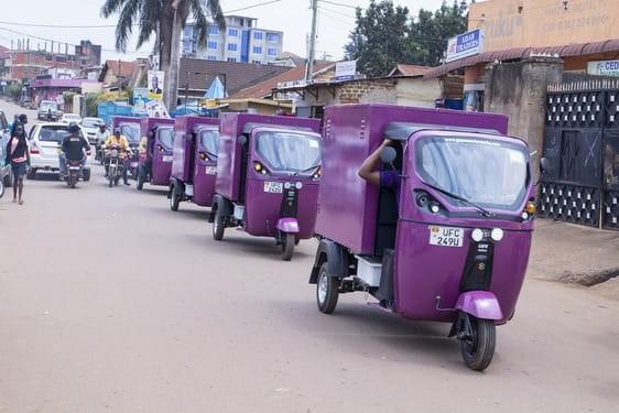 Environmental Conservation, Uganda Introduces Electric Tuks Tuks