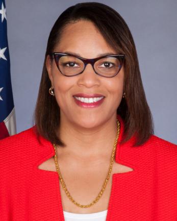 United States Ambassador Natalie Brown