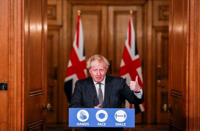 UK PM announces new coronavirus lockdown for England