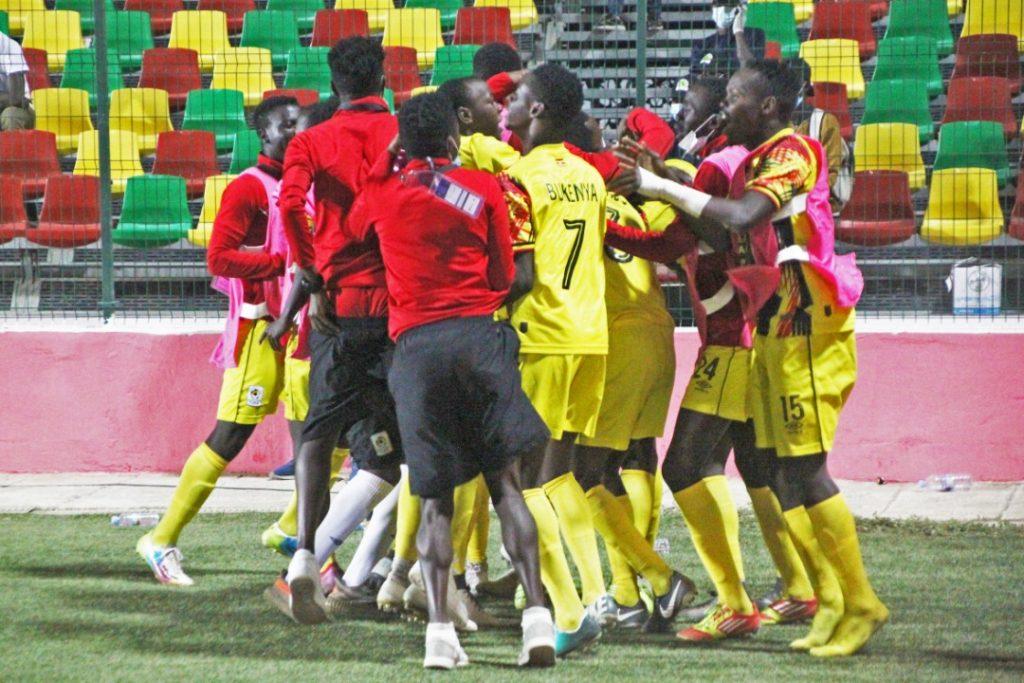 Uganda Hippos to Semis after winover Burkina Faso on Penalties