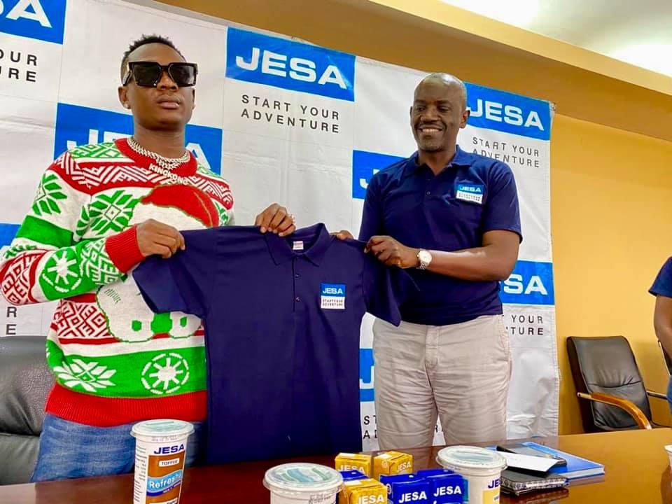 Fik Fameica lands juicy deal with Jesa Dairy Farm