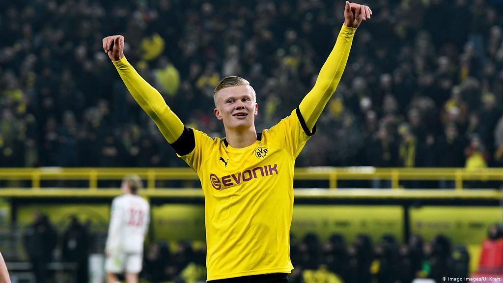 Dortmund's desperate struggle to keep Haaland