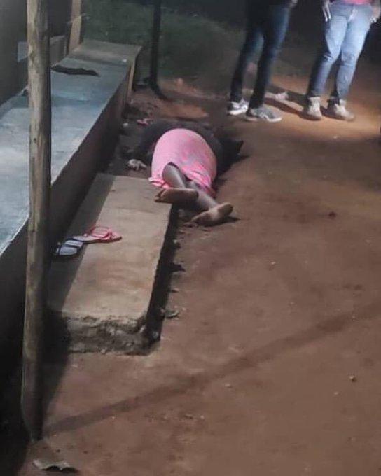 Mobile Money Operator Shot Dead at Nalugala Entebbe