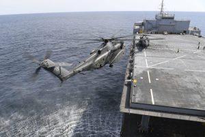 US Embassy in Uganda Explains the Presence of the American Navy Ship in Mombasa, Kenya