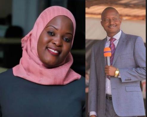 NBS' Hatimah Ssekaya responds to Pastor Bujingo regardin Bobi Wine's car