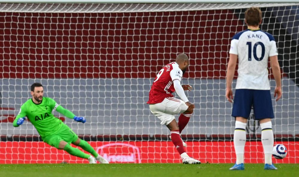 London is red as Arsenal beat 10 man Tottenham