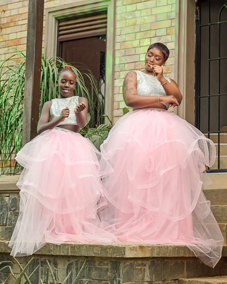 Winnie Nwagi celebrates daughter's 10th birthday