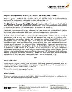 Uganda Airlines