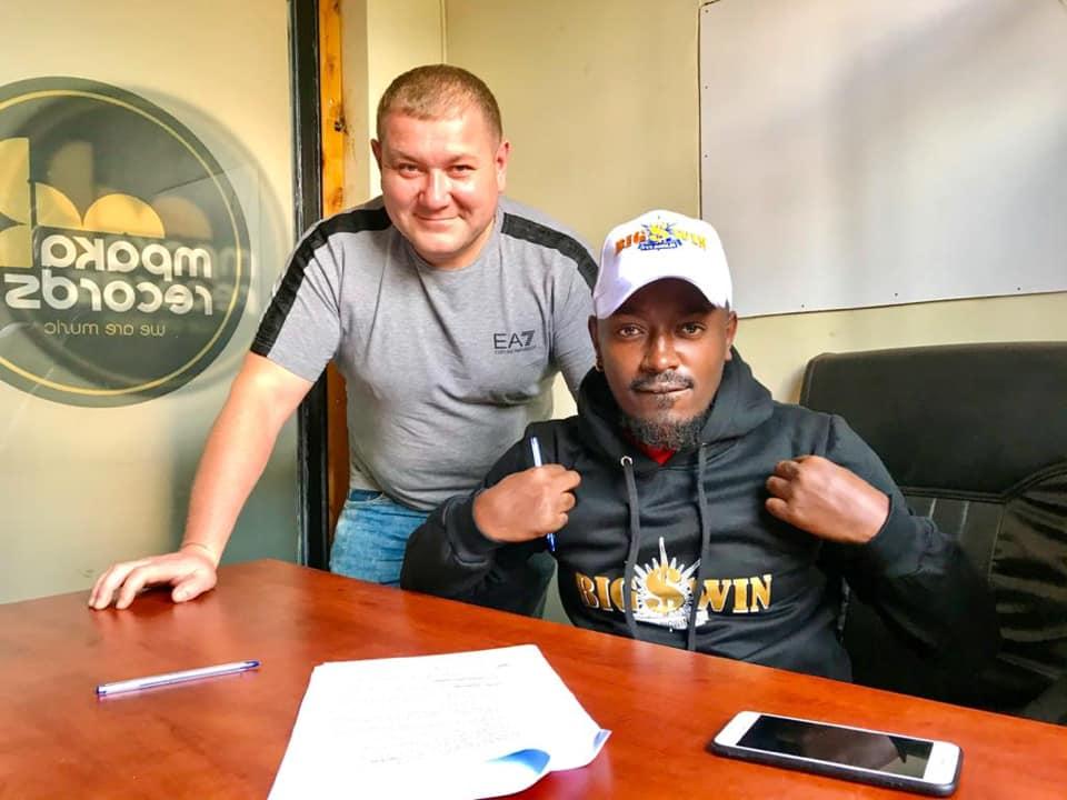 Ykee Benda Lands juicy deal with Big Win