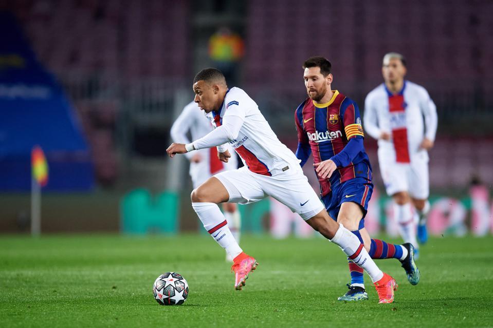 Liverpool and Paris Saint-Germain cruise into Champions League quarterfinals