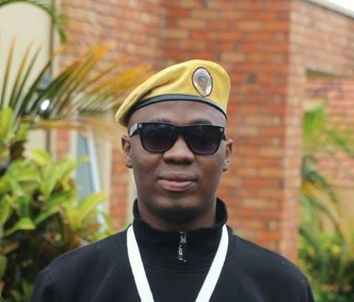 Uganda singer Ibrahim Mayanja aka Big Eye