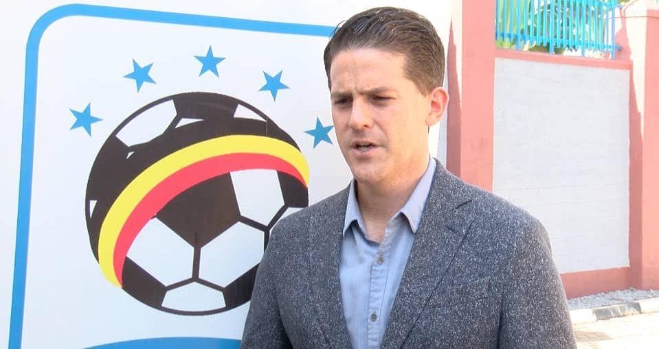 FUFA suspends Uganda Cranes head coach Johnathan McKinstry