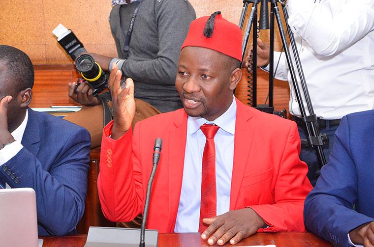 Ssemujju Nganda declares interest in speakership