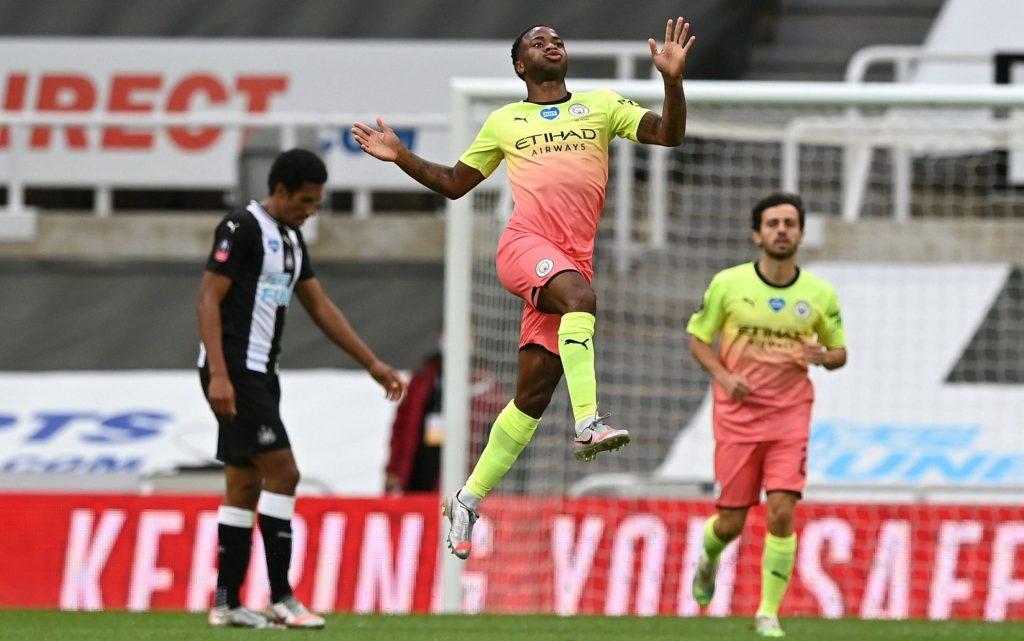 Man City, Southampton into FA Cup semis, Brighton beat Newcastle in key league game