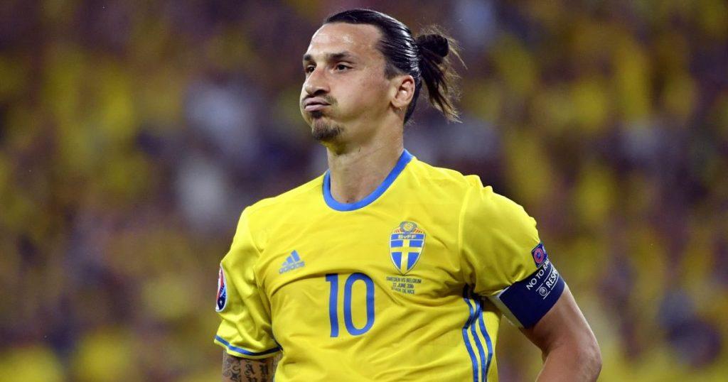 Ibrahimovic returns to Sweden national side