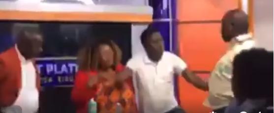 VIDEO: Bajjo slaps woman live on TV