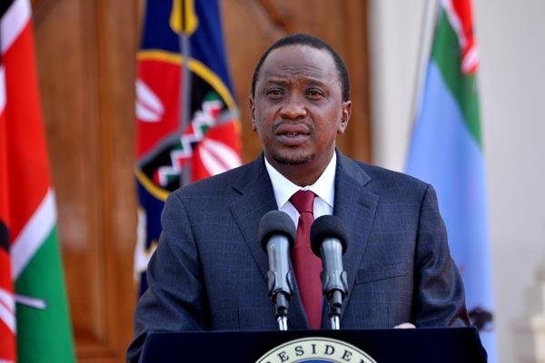 Kenyan President Uhuru Kenyatta orders night curfew to curb rising COVID-19 infections