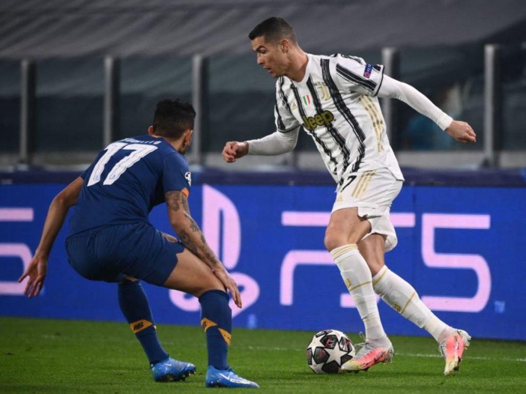 Juventus edged out of Champions League quarterfinals