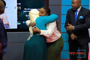 Sheila Nduhukire bids farewell to NBS TV joins NMS