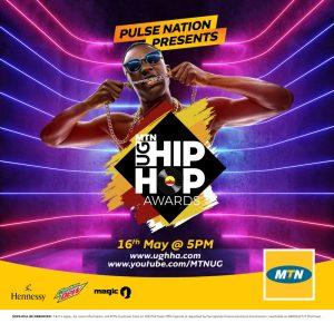 MTN Uganda 2021 HIP HOP Music Awards Nominees