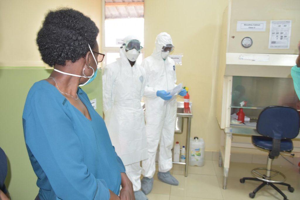 Uganda's confirmed COVID-19 cases surpass 41,000 mark