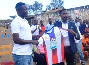 Allan Ssewanyana to challenge Magogo for FUFA President