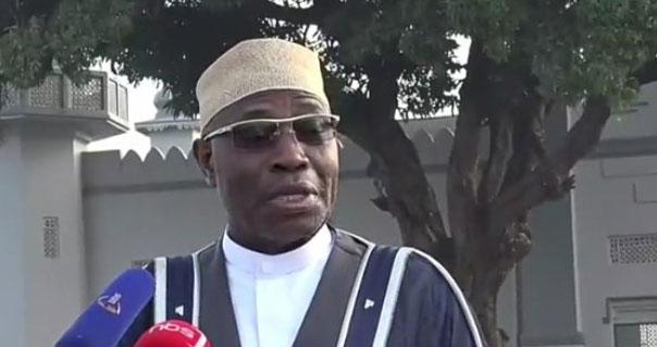 The Supreme Mufti Kasule Siliman Ndirangwa resigns