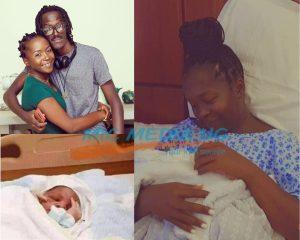 Ann Kansiime and Skylanta welcome baby bouncing boy