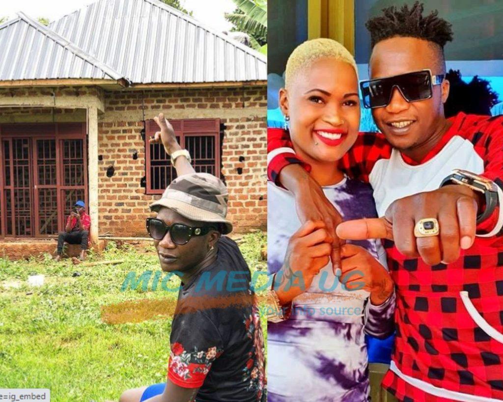 Kabako Shows off marital home with girlfriend Jazira Ddumuna
