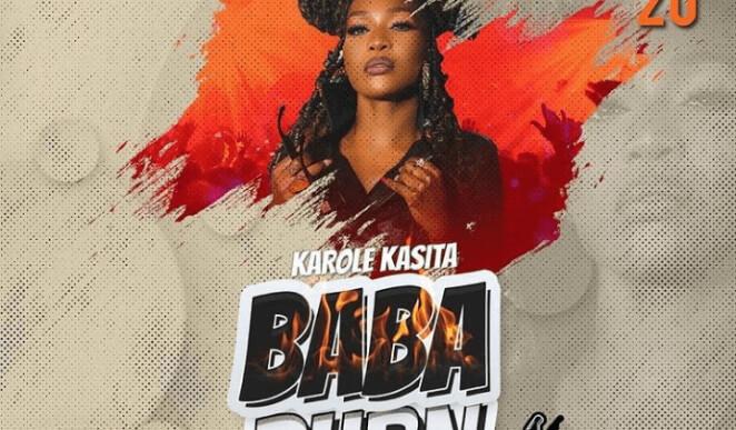 Baba (Burn) - Karole Kasita MP3 Download