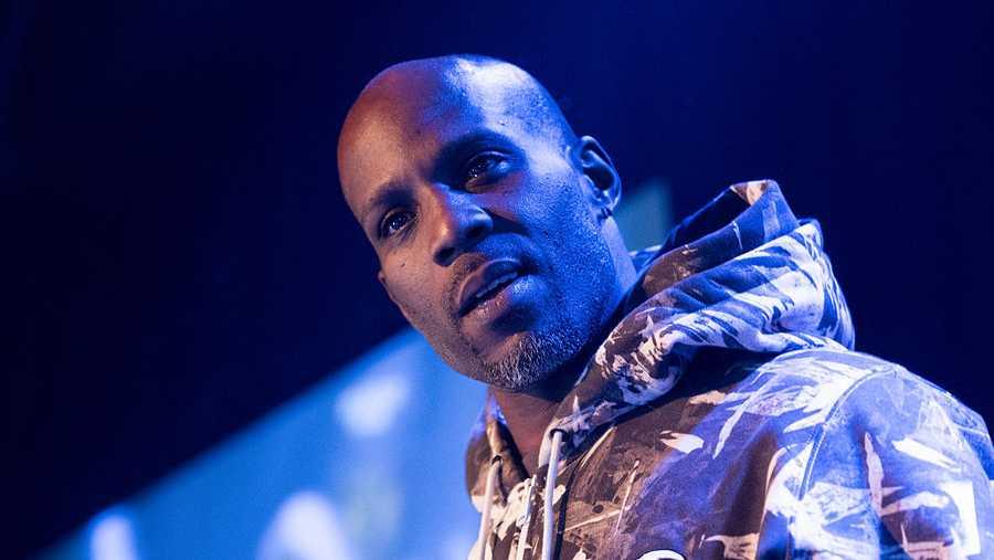 US Rapper DMX dead aged 50