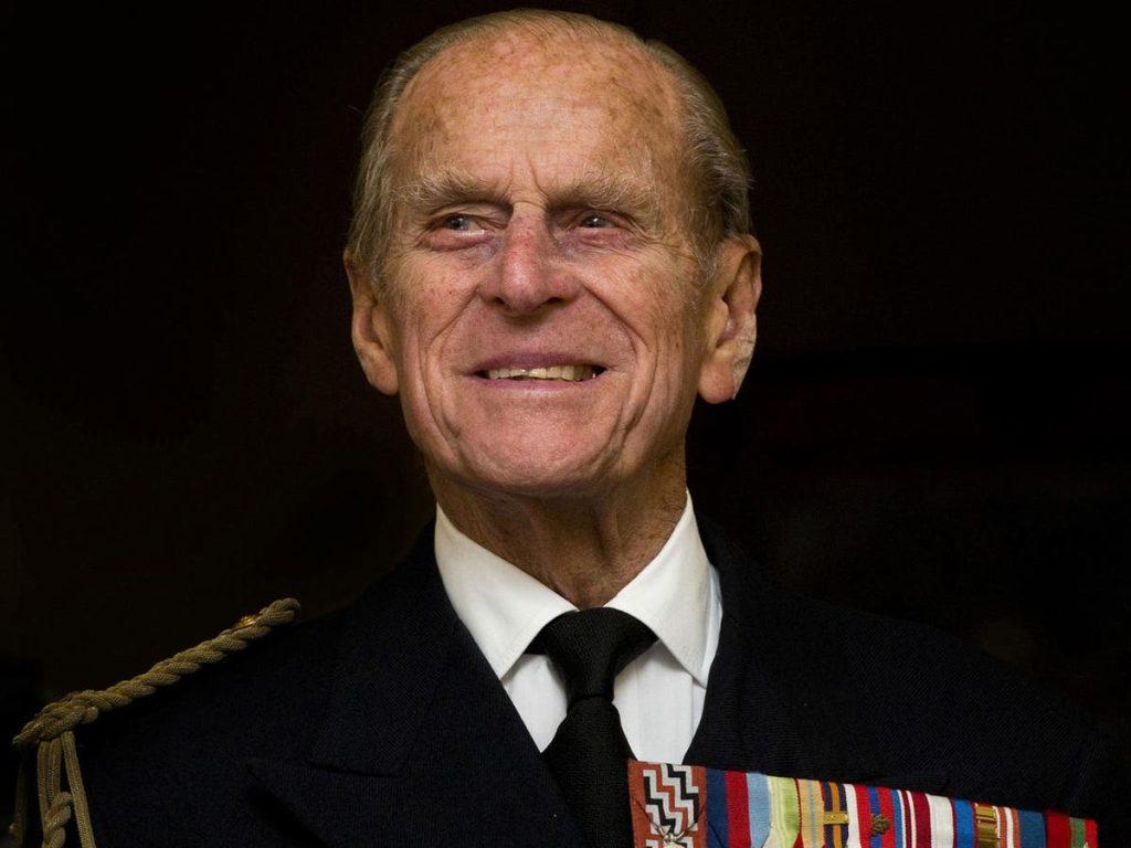 Prince Philip, Queen Elizabeth II's husband dead